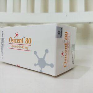Cong dung Thuoc Osicent 80mg Osimertinib