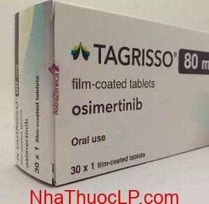 Thuốc Tagrisso 80mg Osimertinib điều trị ung thư phổi di căn giai đoạn cuối (3)
