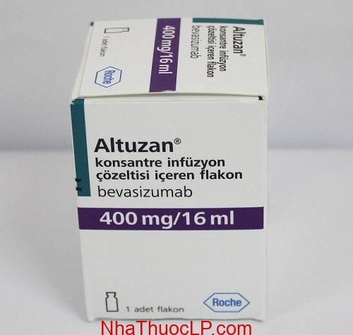 Thuoc Avastin 400mg16ml Bevacizumab