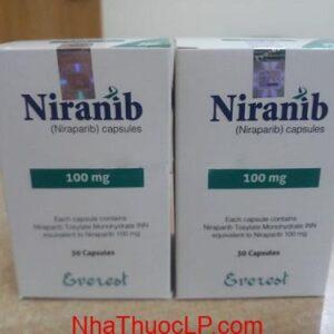 Thuoc Niranib 100mg Niraparib