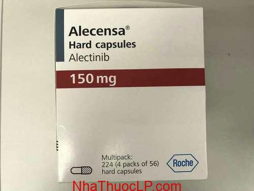 Thuoc Alecensa 150mg Alectinib