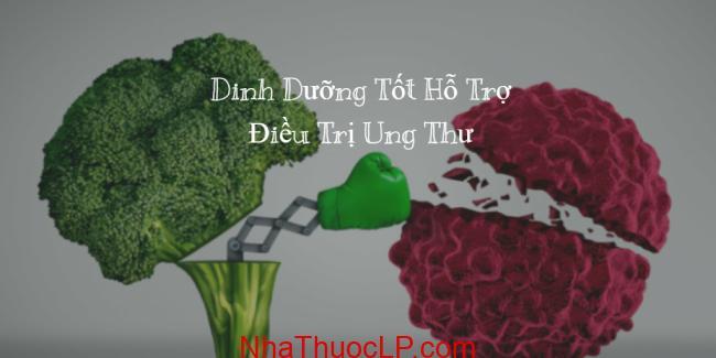 dinh duong tot ho tro dieu tri ung thu (2)