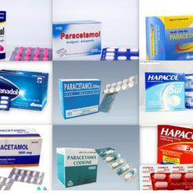 Paracetamol thuoc gi Thuoc Paracetamol 500mg