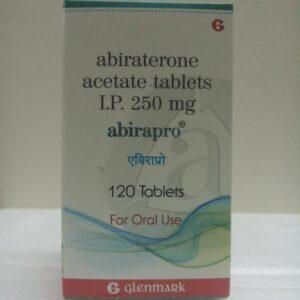Thuốc Abirapro 250mg Abiraterone điều trị ung thư tuyến tiền liệt (1)