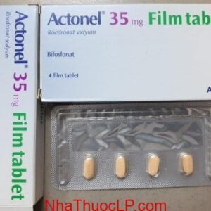 Thuốc Actonel 35mg Risedronate điều trị loãng xương (2)