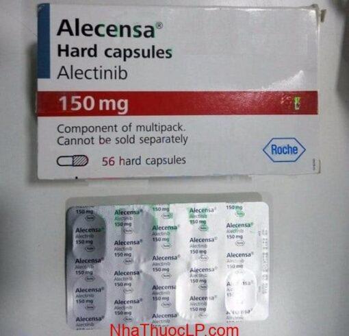 Liều dùng Alecensa