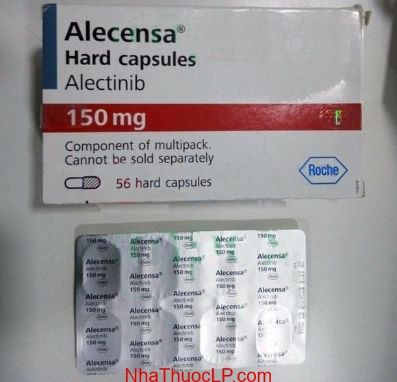 Thuốc Alecensa 150mg Alectinib điều trị ung thư phổi (3)