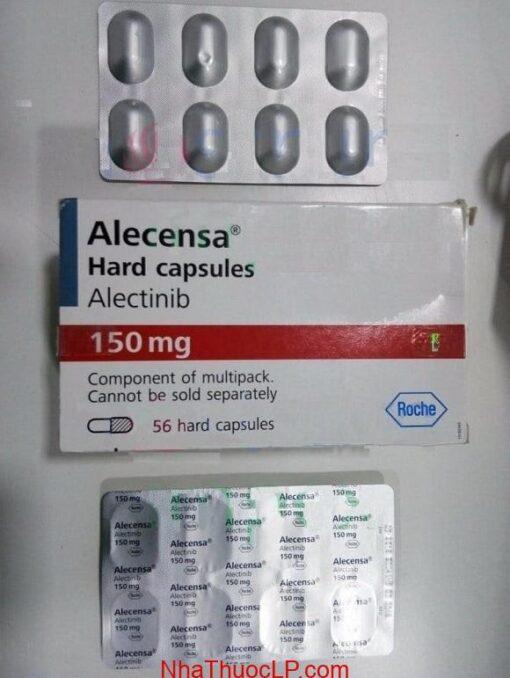 Chú ý thận trọng trong khi dùng thuốc Alecensa