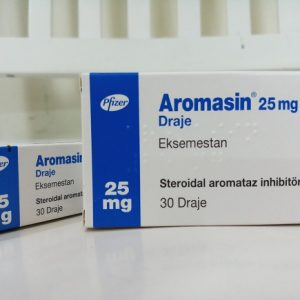 Thuốc Aromasin 25mg Exemestane điều trị ung thư vú (4)