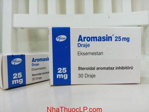 Tác dụng phụ của Aromasin
