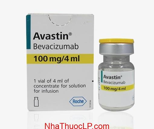 Thuoc Avastin 100mg4ml Bevacizumab (1)