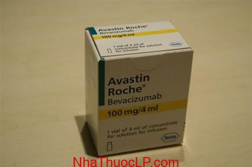 Thuoc Avastin 100mg4ml Bevacizumab (2)
