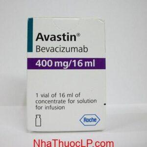 Thuốc Avastin 400mg/16ml Bevacizumab điều trị ung thư (1)
