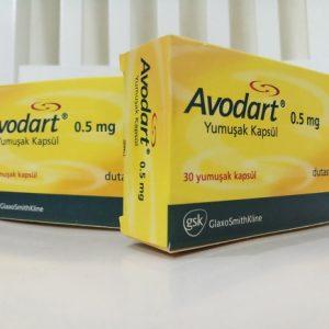 Thuốc Avodart 0.5mg Dutasteride điều trị tăng sản tuyến tiền liệt lành tính (BPH) (2)