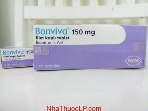 Liều dùng Bonviva