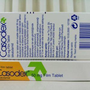 Thuốc Casodex 50mg Bicalutamide điều trị ung thư tuyến tiền liệt (4)