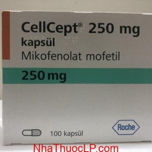 Thong tin co ban Cellcept 250mg Mycophenolate Mofetil