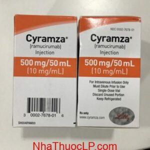 Thuoc Cyramza 10mg ml Ramucirumab (1)