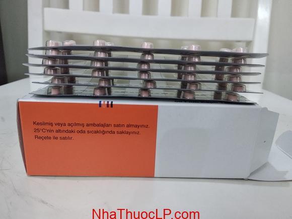 Thuốc Eliquis 5mg Apixaban ngăn ngừa huyết khối tĩnh mạch sâu và đột quỵ (2)