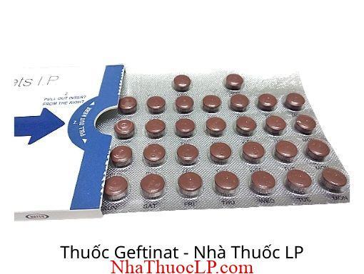 Thuoc Geftinat 250mg Gefitinib 3