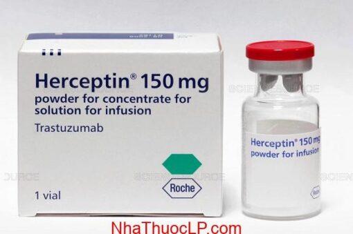 Thuốc Herceptin 150mg Trastuzumab điều trị ung thư vú và dạ dày (2)
