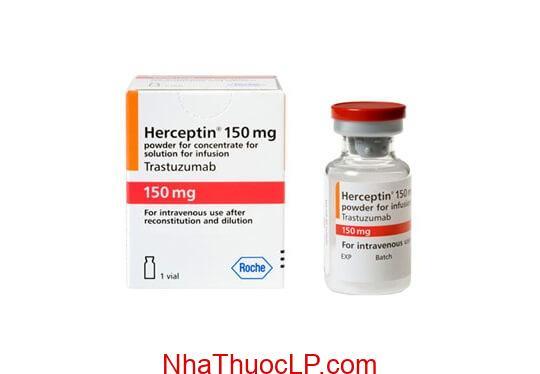 Thuốc Herceptin 150mg Trastuzumab điều trị ung thư vú và dạ dày (4)