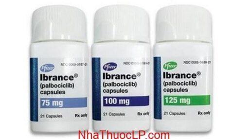 Thuốc Ibrance 75mg 100mg 125mg Palbociclib điều trị ung thư vú di căn (2)