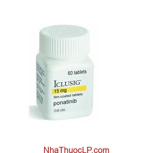 Thuốc Iclusig 15mg Ponatinib điều trị ung thư bạch cầu (4)
