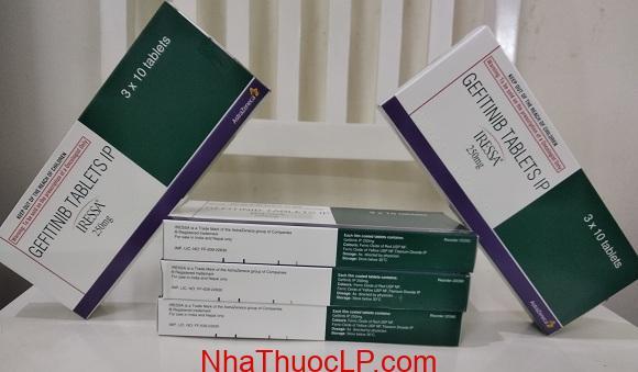 Thuốc Iressa 250mg Gefitinib điều trị ung thư phổi không phải tế bào nhỏ (3)