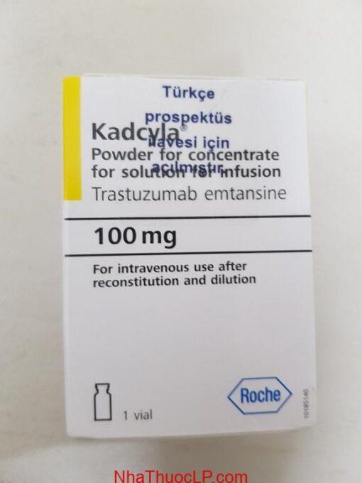 Công dụng, Chỉ định Kadcyla