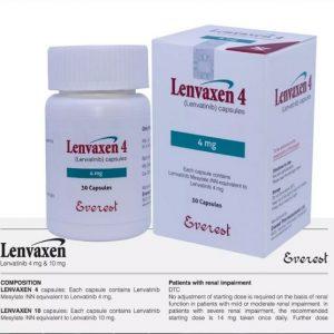 Thuốc Lenvaxen 4mg và 10mg Lenvatinib điều trị ung thư gan (3)