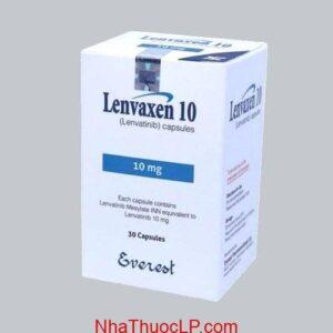 Thuốc Lenvaxen 4mg và 10mg Lenvatinib điều trị ung thư gan (4)