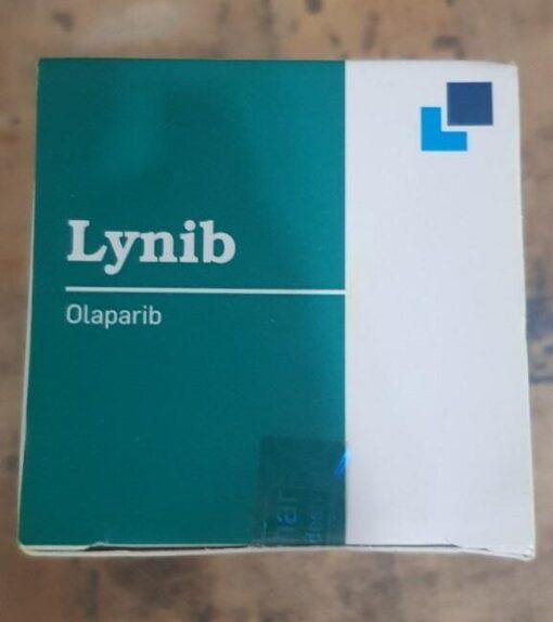 Thuốc Lynib 100mg Olaparib điều trị ung thư buồng trứng (3)
