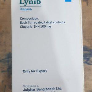 Thuốc Lynib 100mg Olaparib điều trị ung thư buồng trứng (5)