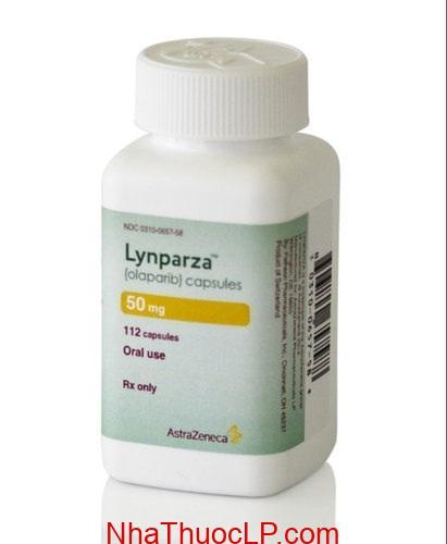 Thuốc Lynparza 50mg Olaparib điều trị ung thư buồng trứng (3)