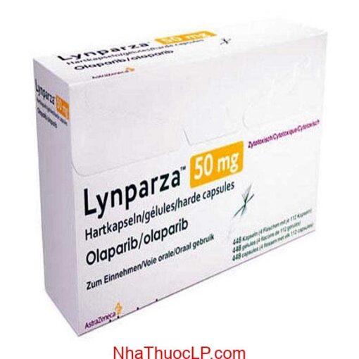 Tương tác thuốc Lynparza