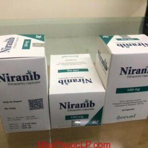 Thuốc Niranib 100mg Niraparib điều trị ung thư buồng trứng (5)