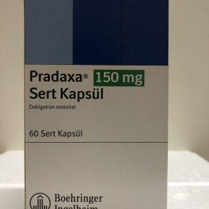 Thuốc Pradaxa 110mg Dabigatran etexilate chống huyết khối (1)