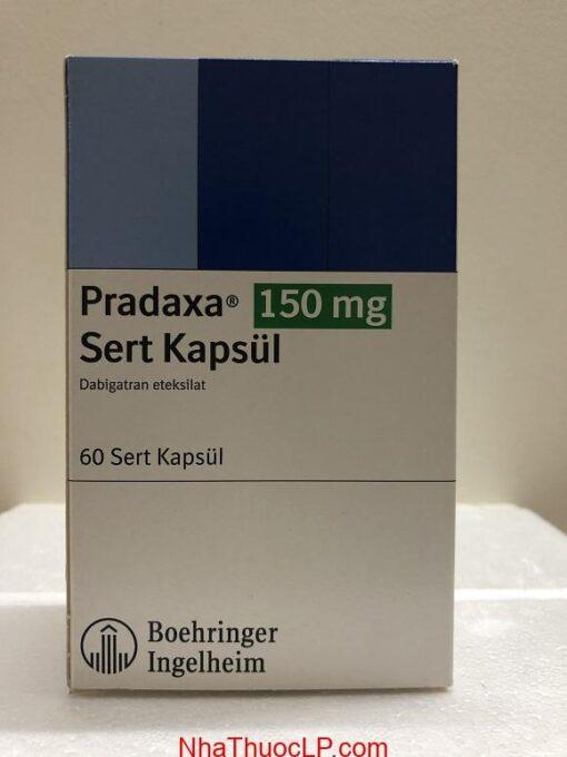 Chú ý quan trọng khi sử dụng thuốcPradaxa