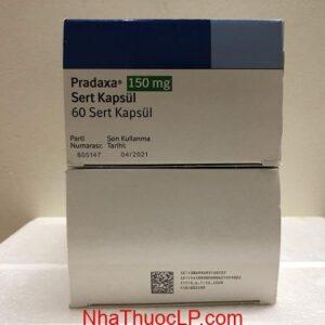 Thuốc Pradaxa 110mg Dabigatran etexilate chống huyết khối (2)
