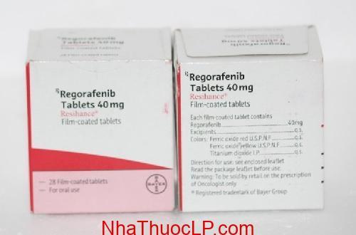 Thuoc Regorafenib 40mg resihance