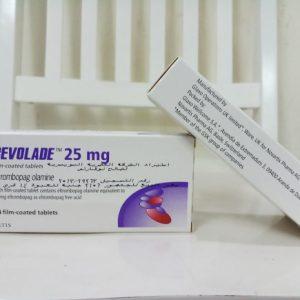 Thuốc Revolade 25mg Eltrombopag điều trị xuất huyết giảm tiểu cầu (4)