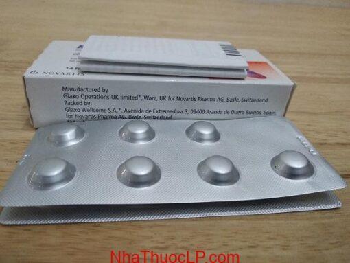 Chú ý thận trọng trước khi sử dụng thuốc Revolade