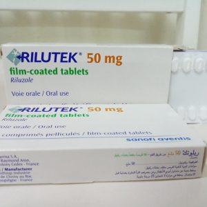 Thuốc Rilutek 50mg Riluzole điều trị bệnh xơ cứng teo cơ bên (ALS) (2)