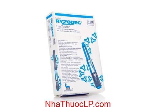 Thuoc Ryzodeg 100u ml Insulin (2)