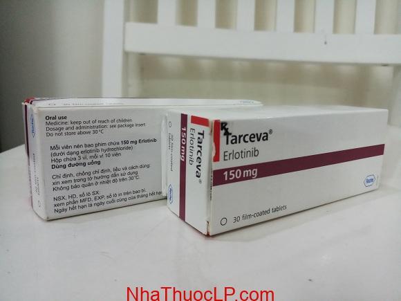 Thuốc Tarceva 150mg Erlotinib điều trị ung thư phổi giai đoạn cuối (4)