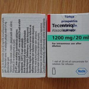 Thuốc Tecentriq 1200mg/20ml Atezolizumab điều trị ung thư biểu mô tiết niệu, ung thư phổi (NSCLC) (3)