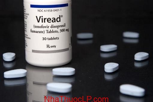 Thuoc Viread 300mg Tenofovir (2)