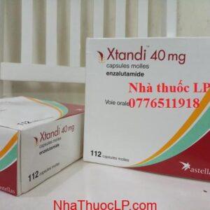 Thuốc Xtandi 40mg Enzalutamide điều trị ung thư tuyến tiền liệt (4)