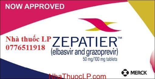 Chú ý thận trọng trong quá trình sử dụng thuốc Zepatier